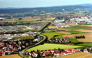 Obertraubling- Harting - Neutraubling